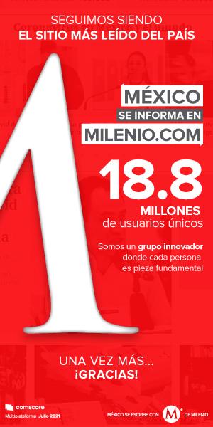 Milenio Sitio #1 en México